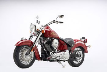 INDIAN CHIEF CLASSIC 2010