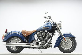 MOTORCYCLE INDIAN CHIEF CLASSIC