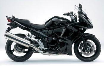 MOTORCYCLE SUZUKI GSX12550FA