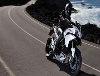 MOTORCYCLE DUCATI MULTISTRADA 1200
