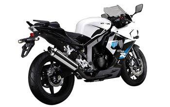 MOTORCYCLE HYOSUNG GT250R FI-SPORT 2011