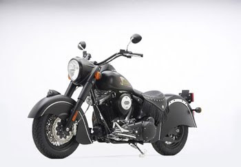 MOTORCYCLE INDIAN CHIEF DARKHORSE 2010