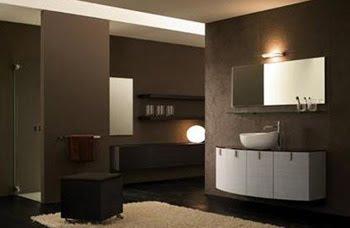 NEW DESIGN MODERN BATHROOM VANITIES FROM LA ROCCIA
