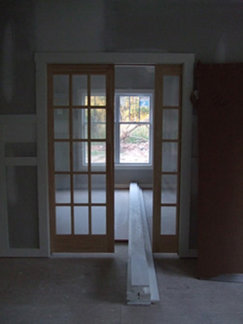 Solution looking for a model and design home new modern - Modern pocket doors interior ...