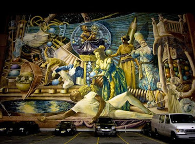 Urban, Graffiti, Mural, Artists, Theater, http://graffityartamazing.blogspot.com/