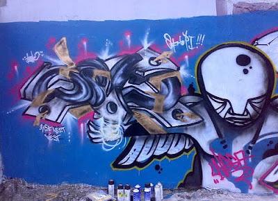 Graffiti, wildstyle, character, alibata, http://graffityartamazing.blogspot.com/