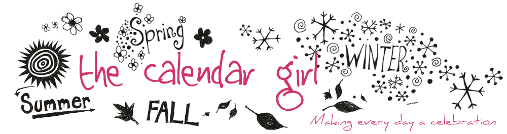 The Calendar Girl Blog