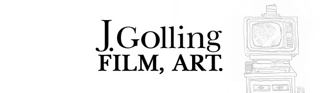 J. Golling... Film, Art.