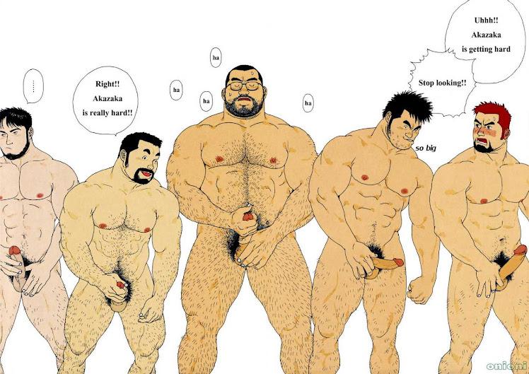5 men