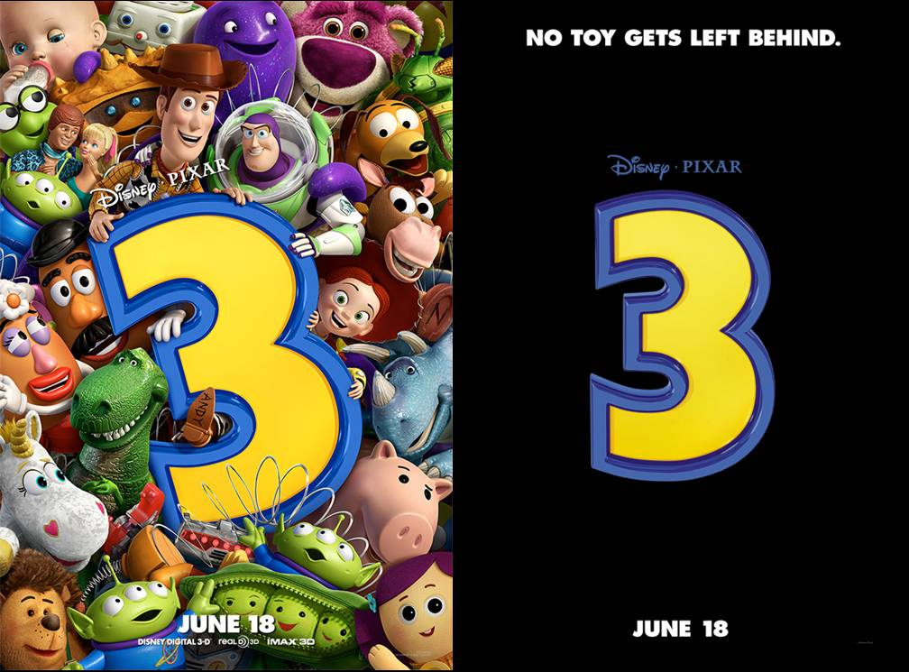 Pixar corner toy story 3 poster mania for Toy story 5 portada