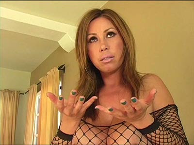 Gorgeous Kianna Dior shows up for a shoot. To her puzzlement the cameraman ...