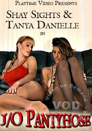 Shay & Tanya in pantyhose
