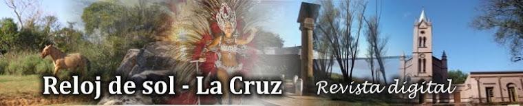 Reloj de sol - La Cruz
