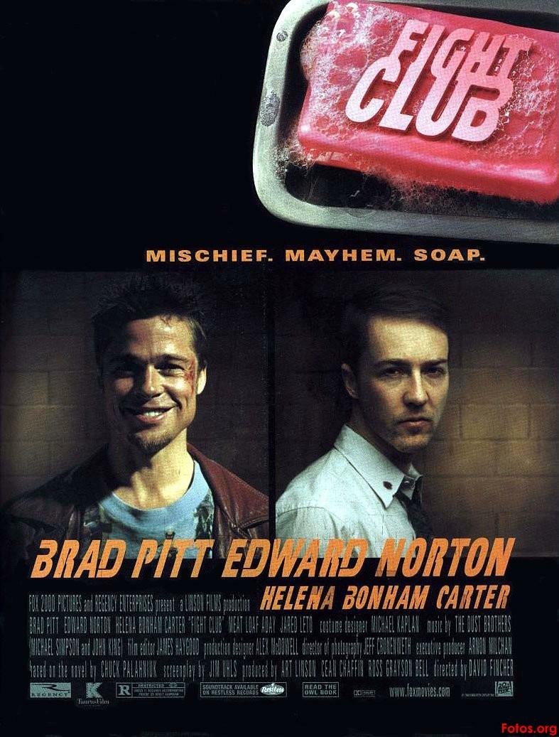 MoviePosterFightClub - Fight Club