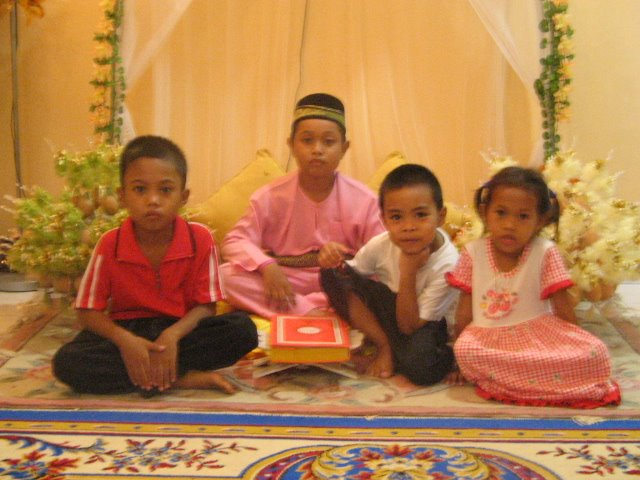 Amirul Shafiq in action 'khatam al-Quran'