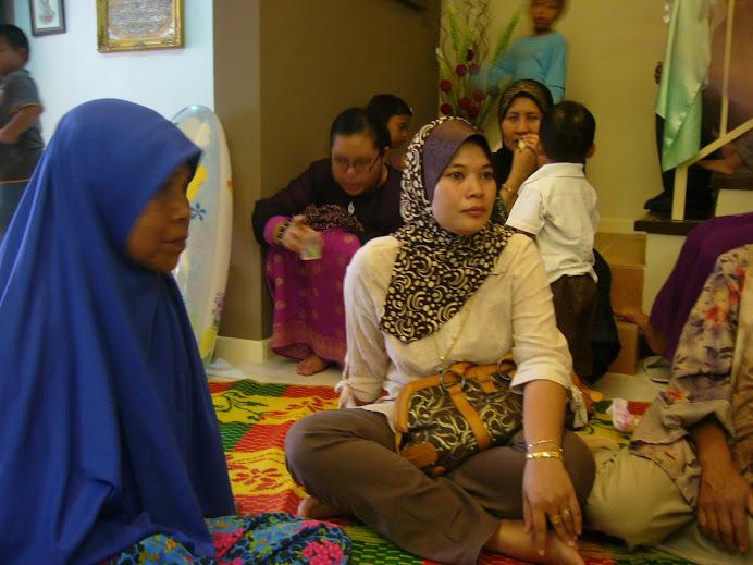 Alhamdulillah, semoga kesihatan sentiasa di pelihara buat kakik Kalil, nenek dan seluruh keluarga