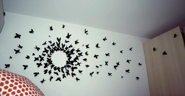 Milowcostblog mis mariposas - Cosas para decorar la habitacion ...