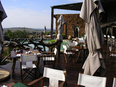 Cazare safari Serengeti: Mbalangeti Lodge