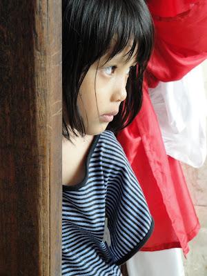 fetita indoneziana