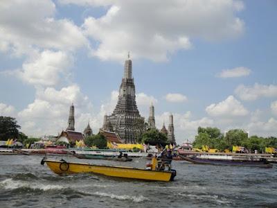 Obiective turistice Bangkok: War Arun