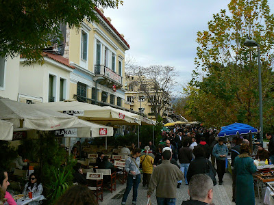 Plaka, cartier traditional grec al Atenei