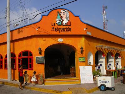Restaurant La Malquerida Isla Mujeres