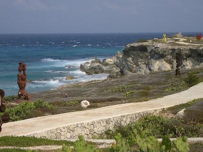 Templu maya in Caraibe