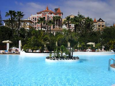 Psicina hotel Playa de las Americas