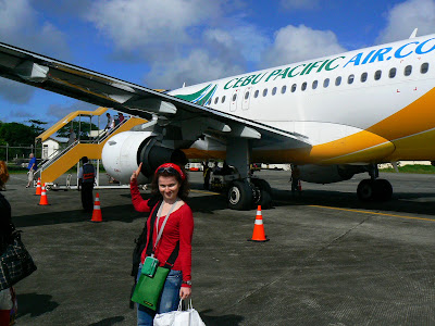 Cebu Pacific, Filipine