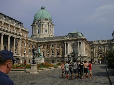 Obiective turistice Ungaria: Palatul Buda