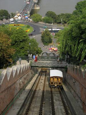 funicularul de la dealul Buda