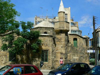 Obiective turistice Nicosia: moschee in Cipru grec