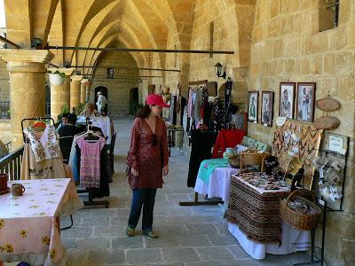 Obiective turistice Nicosia: Buyuk Han in Cipru de Nord