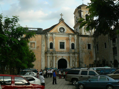 Imagini Manila: Catedrala