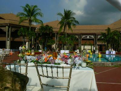 Nunta la Coconut Palace