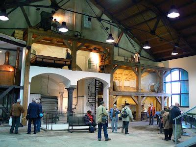 Imagini Cehia: muzeul Pilsner Urquell