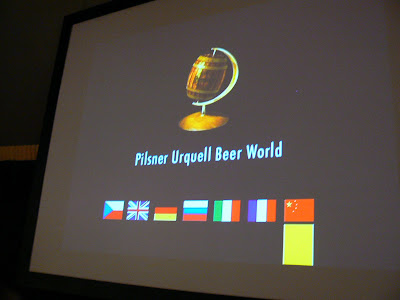 Pilsner Urquell Beer World