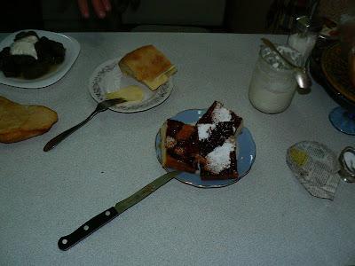 Bucatarie Georgia: dulciuri