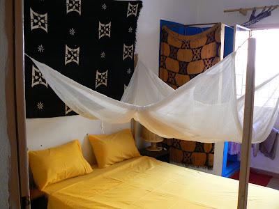 Cazare Mali: hotel Y'a Pas de Probleme Mopti - camera