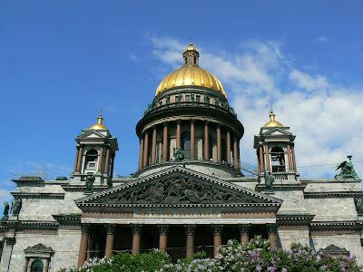 Imagini Sankt Petersburg: catedrala Sf. Isaac