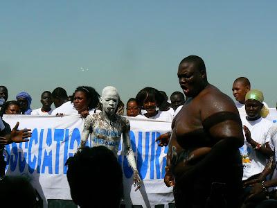 Eveniment Mali: concurs pirogi Mopti, grasul de pe Niger