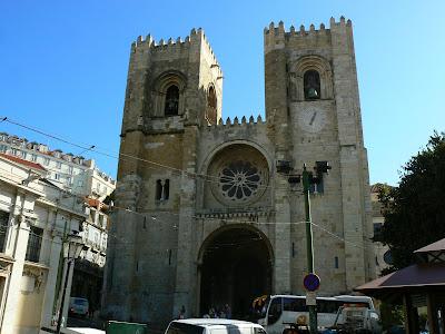 Imagini Portugalia: Se Catedrala Lisabona