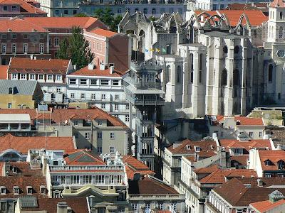 Obiective turistice Portugalia: Elevador de Santa Justa