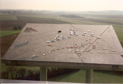 Imagini Belgia: Waterloo schema luptei