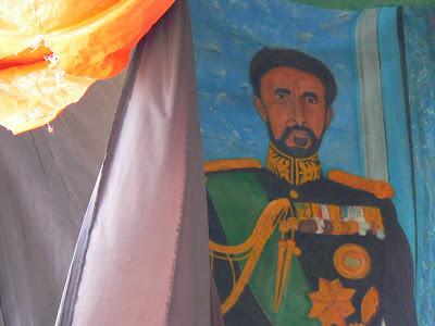 Imagini Etiopia: imparatul Haile Selassie, Shashemene