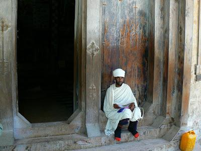 Imagini Etiopia: Narga Sellasie, lacul Tana