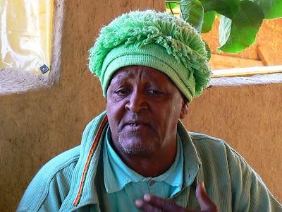 Imagini Etiopia: Zumra, fondatorul de la Awramba