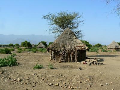 Obiective turistice Etiopia: sat Arbore