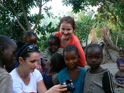 Imagini Etiopia: sat Ari, copiii satului