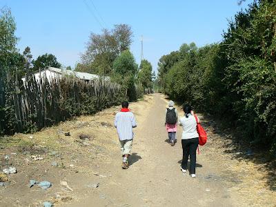 Imagini Etiopia: prin Shashemene